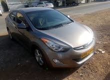 Used condition Hyundai Elantra 2013 with 50,000 - 59,999 km mileage