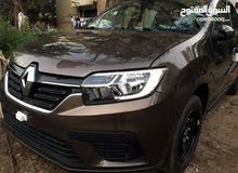 Renault Logan for rent in Cairo