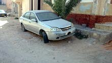 Grey Chevrolet Optra 2009 for sale