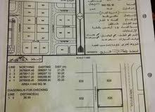 أرض سكنية في العقد جنوب للبيع