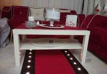 طاولات وسط وجانبية بسعر مغري خشب مكفول للتواصل على واتس اب الرقم 0786730752
