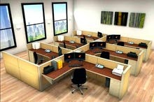 FITTED OFFICES & FLEXIDESK