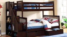 سرير اطفال وشبابي طابقين