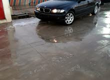 Used condition BMW 318 2004 with +200,000 km mileage