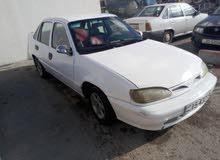 Gasoline Fuel/Power   Daewoo LeMans 1994
