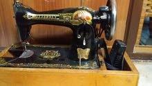 ماكينة خياطة مستعملة بحالة الوكالة