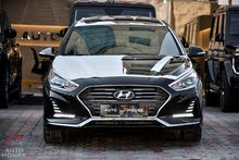 2018 Hyundai Sonata for sale in Amman