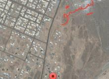 أرض سكني تجاري 400 م المعبيلة 5/2 قريب نيستو