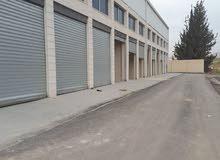 مخازن وهناجر صناعية للإيجار في ابو علندا 0799987761