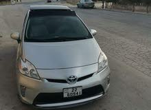 For a Week rental period, reserve a Toyota Prius 2012