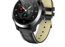 ساعة ذكية من دي إم دي جي - متعددة الاستعمالات، بلوتوث، بتصميم مبتكر
