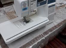 ماكينة خياطة ديجيتال أصلية ماركة BROTHER مع طاوله