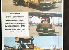 Constructions Equipment for sales, BobCat, Roller and Paving Machine