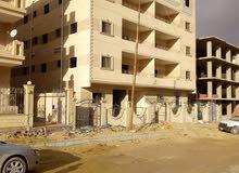 شقة بالمنطقة الثالثة عمارات المجاورة الثالثة 145م