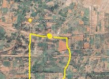 قطعة ارض 2000 متر للبيع غنيمة