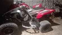 Used Yamaha motorbike up for sale in Tripoli