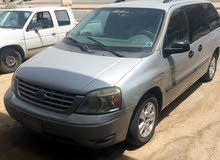 Used condition Ford Freestar 2006 with +200,000 km mileage