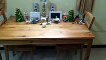 طاولة مكتب خشب