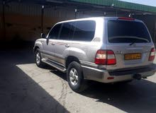 Silver Toyota Land Cruiser 1999 for sale