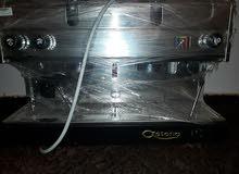 ماكينة  قهوة 2 مارشة جديدة نوع Astoria