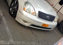 Automatic Lexus 2001 for sale - Used - Saham city