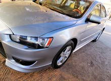 Used condition Mitsubishi Lancer 2009 with +200,000 km mileage