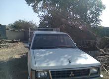+200,000 km Mitsubishi Pickup 1991 for sale