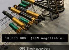 G class  shock