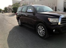 Available for sale! +200,000 km mileage Toyota Sequoia 2013
