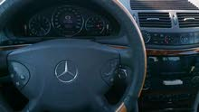 Gasoline Fuel/Power   Mercedes Benz E 240 2004