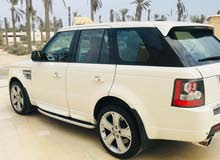 Land Rover Range Rover Sport 2010 For sale - White color