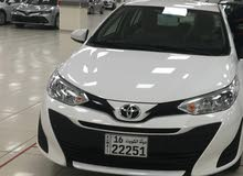 0 km mileage Toyota Yaris for sale