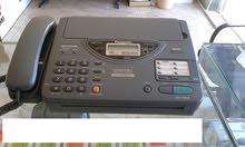 فاكس fax باناسونيك panasonic kx-f800