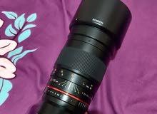 Rokinon F2 135mm Sony lens