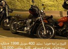 هوندا ستيد 400CC 1996