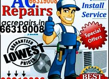 Ac, Fridge Sale, Repair GasFill, Services,Clean, Hot Air, Water Leaking All Ty