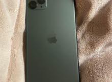 للبيع ايفون 11برو ماكس 256جيبي التواصل واتساب فقط.