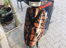 دراجة سوزوكي 2011 للبيع بحالة جيدة