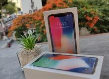 iphone X . 256 giga . متبرشم نواكتف
