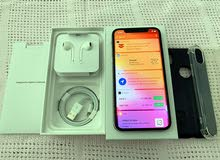 Apple Iphone X 256GB   Silver Colour