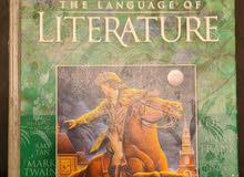 McDougal Little The Language of Literature student edition grade 8