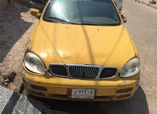 سياره دايو لكنزا اجره موديل 2000