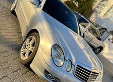 Clean E500 GCC Specs, Well Maintained