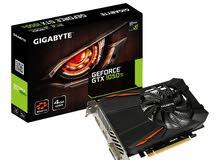 GBU : Nvidia GTX 1050 Ti 4GB
