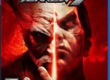 مطلوب لعبة Tekken 7