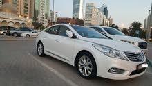 Hyundai Azera 2014 - GCC Full Option - Agency Maintained