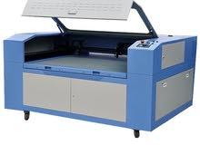 Operator of a laser machine