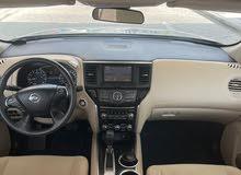 للبيع نيسان باثفندر 2016 For Sale Nissan Pathfinder