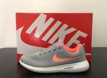 Nike, Adidas, Fila,