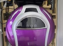 مكنسة كهربائية روبوت برموت تحكم